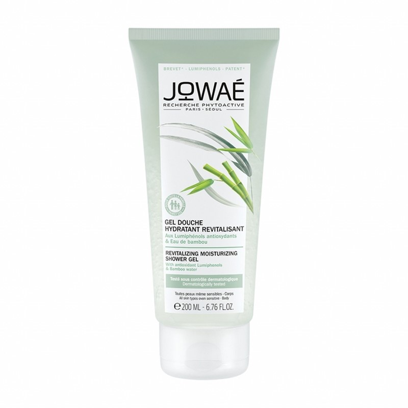 Jowaé - Gel de Duche Hidratante e Revitalizante 200ml