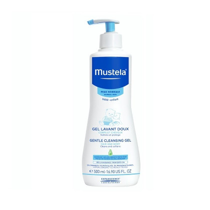 Mustela - Gel Lavante Suave 500 ml