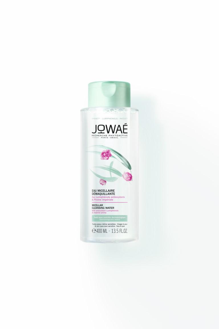 Jowaé - Água Micelar Desmaquilhante 400ml