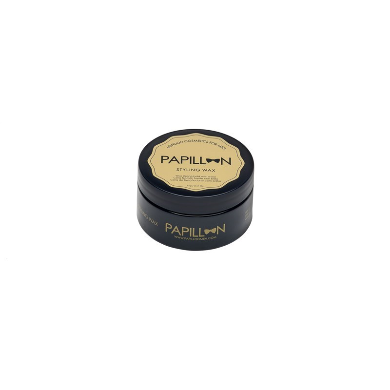 Papillon - Styling Wax Cera de Fixação Forte e Brilho Ligeiro 75gr