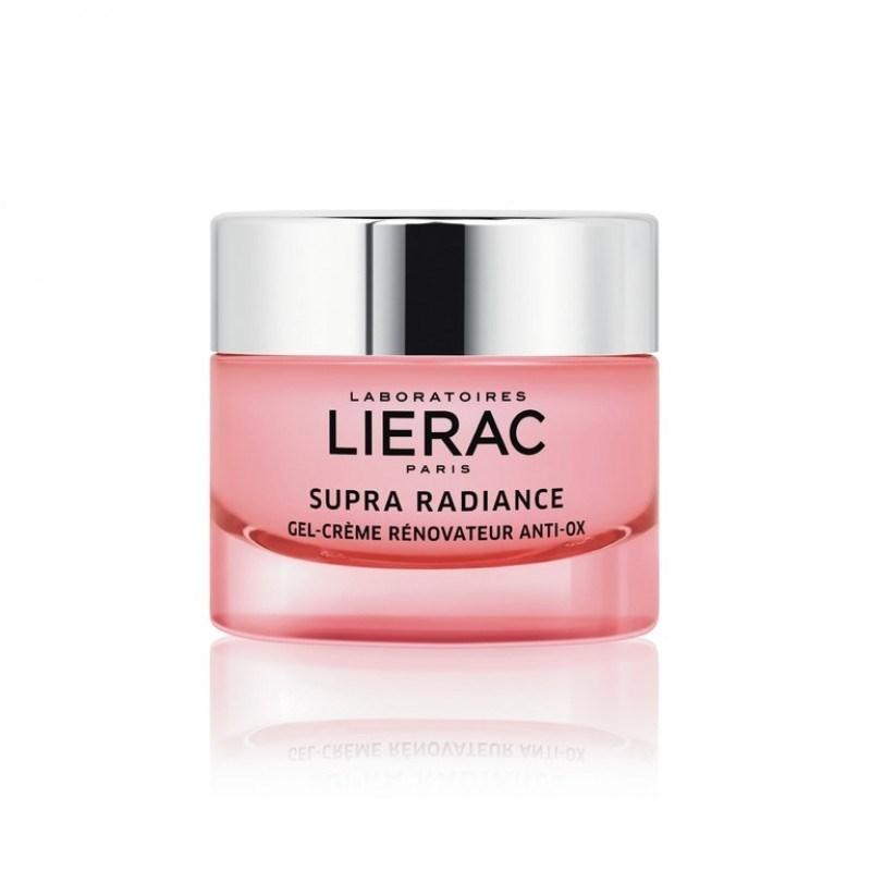 Lierac - Supra Radiance Gel-Creme Renovador Anti-Ox Pele Normal a Mista 50ml