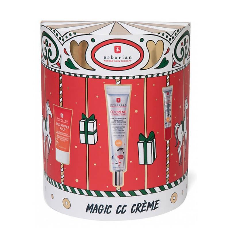 Erborian - Coffret Magic CC Cream Doré