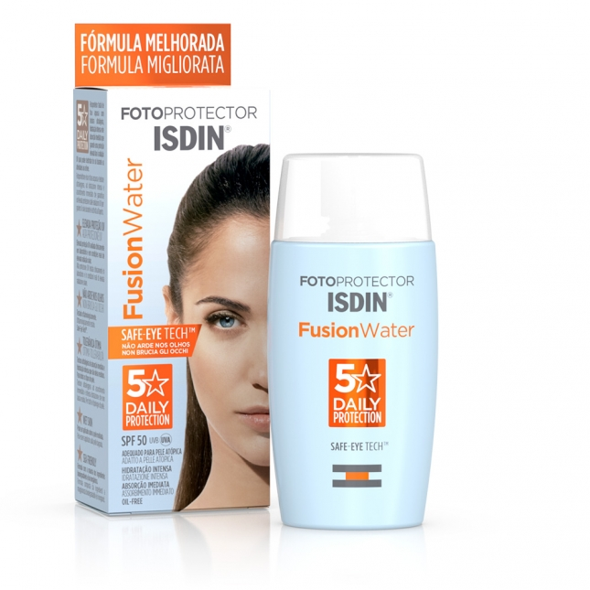 Isdin - Fusion Water FPS50+ 50ml