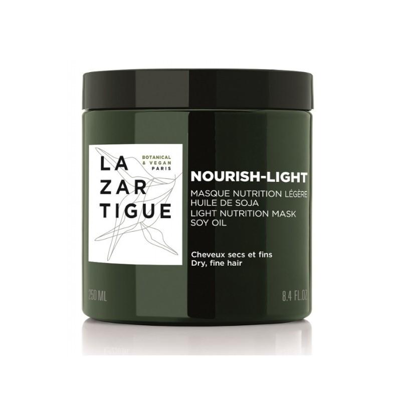 Lazartigue - Máscara Nutrição Ligeira Leite de Soja 250ml