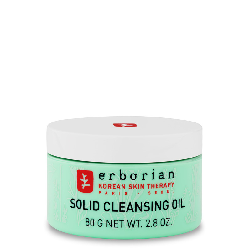 Erborian - Solid Cleansing Oil Bálsamo Desmaquilhante 80g