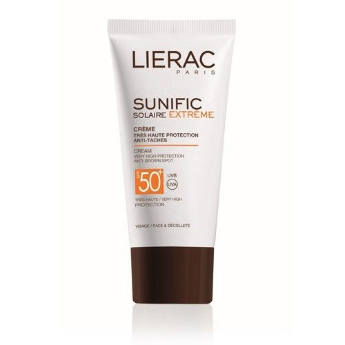 Lierac - Sunific Creme Extreme SPF50+ 50ml