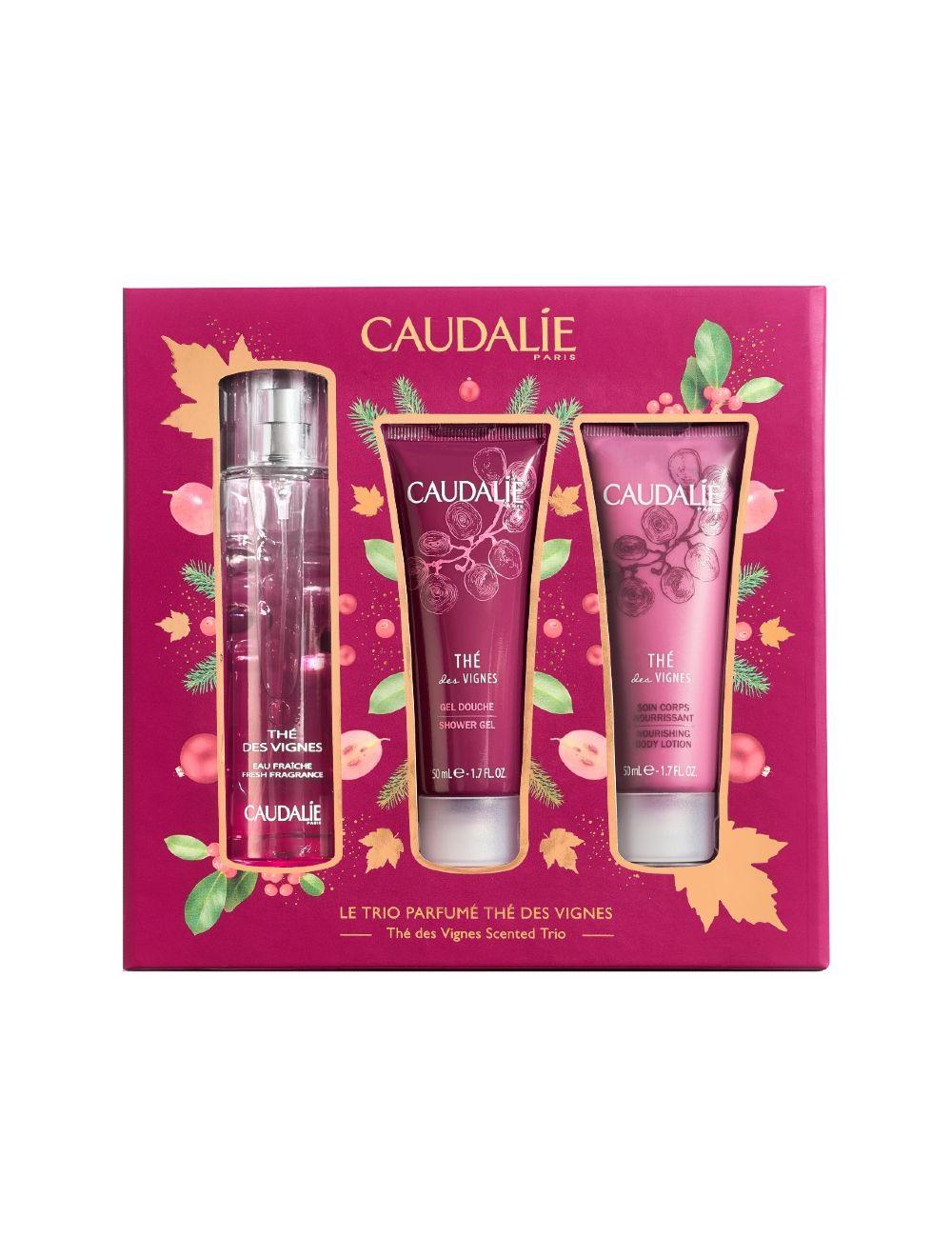 Caudalie - Coffret Trio Perfumado Thé des Vignes Natal