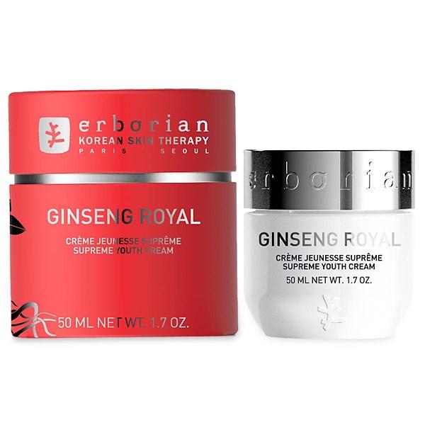 Erborian - Ginseng Royal Creme Anti-Rugas 50ml