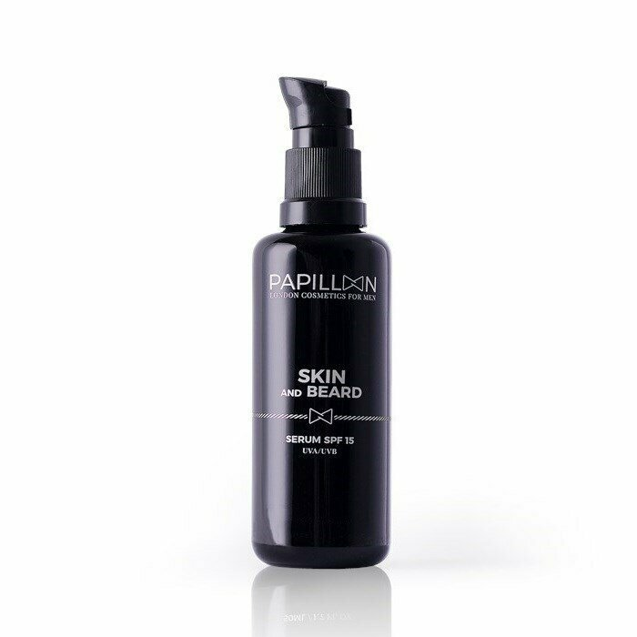 Papillon - Sérum Barba e Rosto SPF15 50ml
