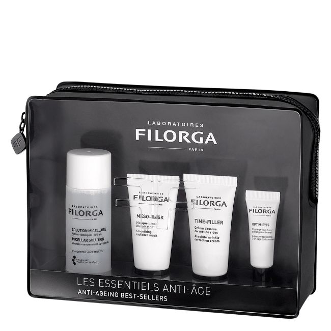 Filorga - Kit Best Sellers Essenciais Antienvelhecimento