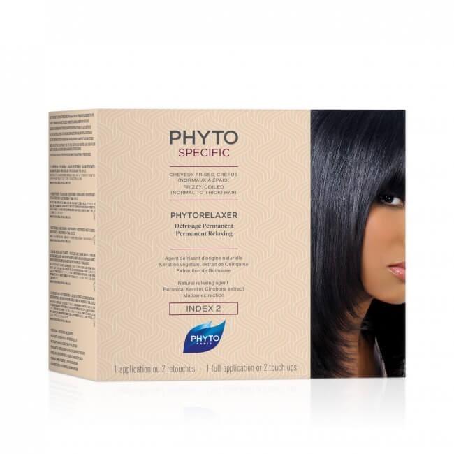 Phyto - Specifc Phytorelaxer Alisamento Índice 2 Cab. Frisados Crespos Normais a Espessos