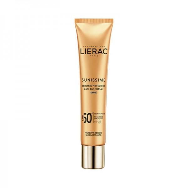 Lierac - Sunissime BB Fluído Protector Dourado SPF50+ 40ml