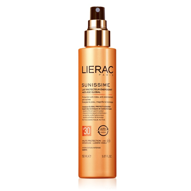 Lierac - Sunissime Leite Protetor Energizante FPS30 150ml