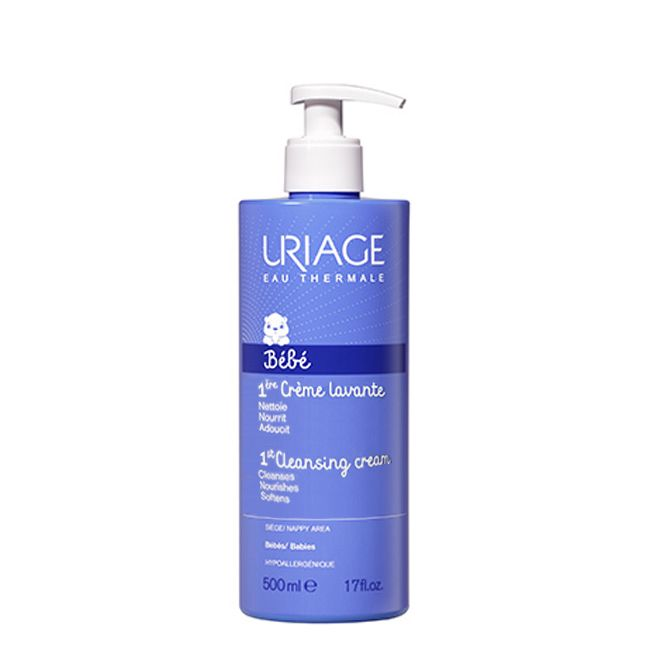 Uriage - Bebé Creme Lavante 500ml