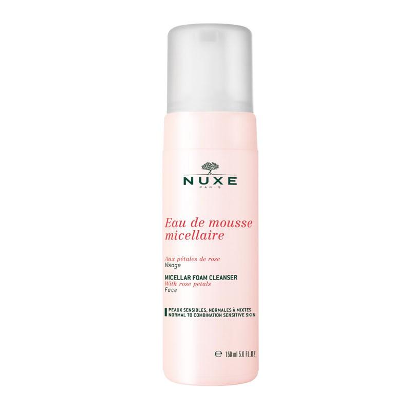 Nuxe - Mousse de Limpeza Micelar 150ml