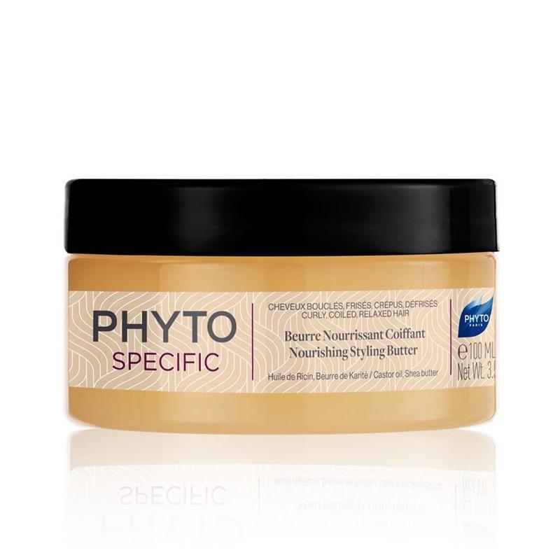 Phyto - Specific Manteiga Nutritiva de Penteado 100ml