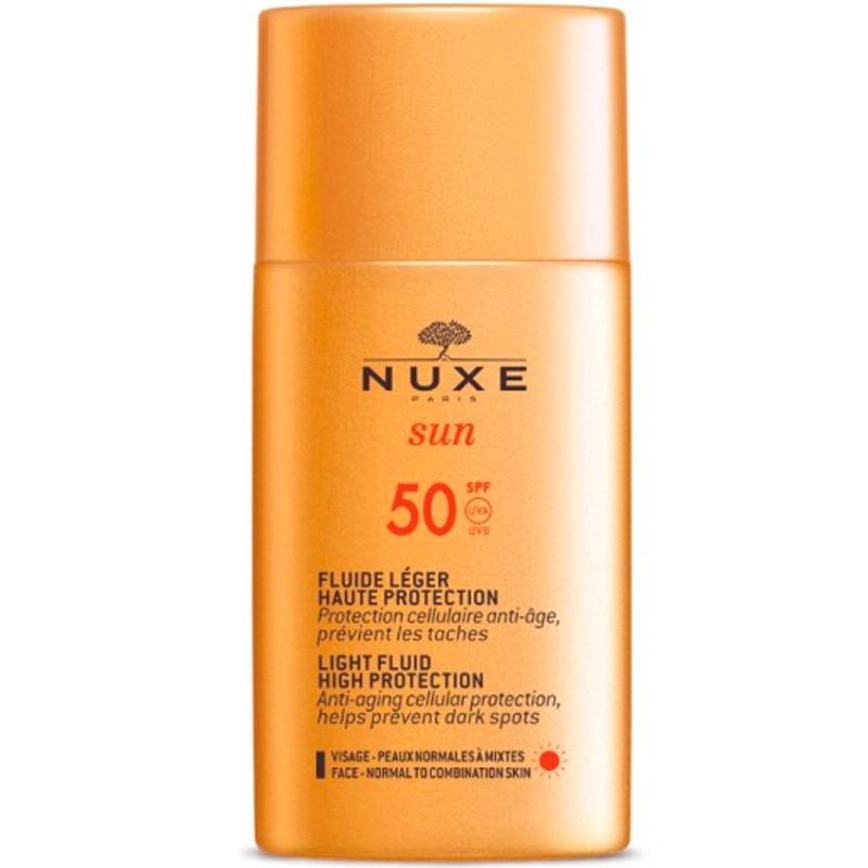Nuxe - Sun Protetor Solar Fluído SPF50 50ml