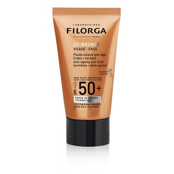 Filorga - UV-Bronze Fluido Solar Anti-idade SPF 50+ 40ml