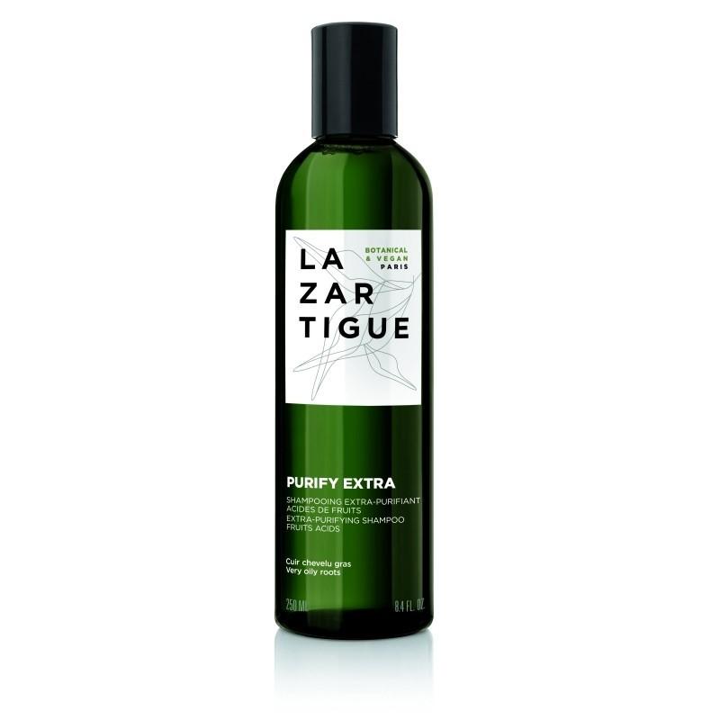 Lazartigue - Champô Extra-Purificante Ácidos de Frutos 250ml