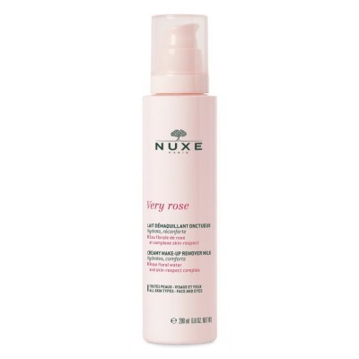 Nuxe - Very Rose Leite Desmaquilhante Cremoso 200ml