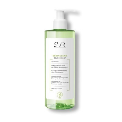 SVR - Sebiaclear Gel de Limpeza Purificante 400ml