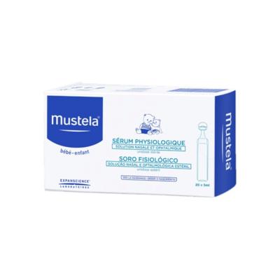 Mustela - Soro Fisiológico 40x5ml