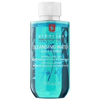 Erborian - Cleansing Water Água Micelar 7 Ervas 190ml