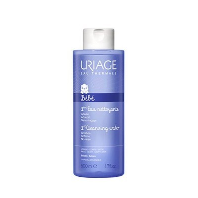Uriage - Bebé 1ère Água de Limpeza 500ml