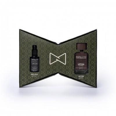 Papillon - Pack Upton Eau de Parfum 50ml & Finest Tailored Creme Anti-age 10ml