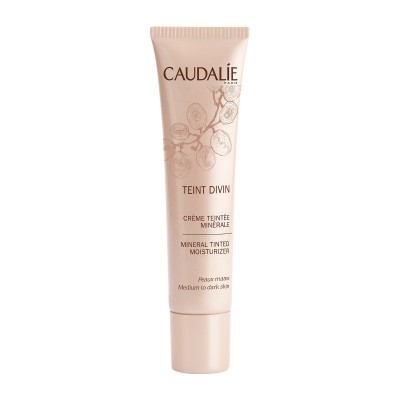 Caudalie - Teint Divin Creme com Cor Mineral 30 ml