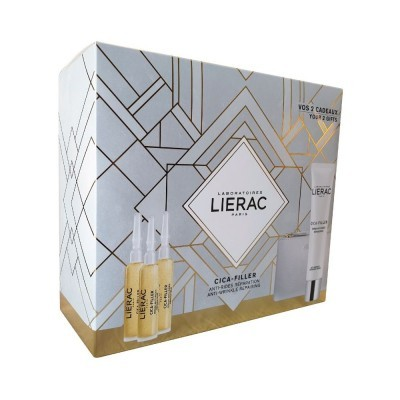 Lierac - Coffret Cica-Filler Sérum Pele Seca Natal