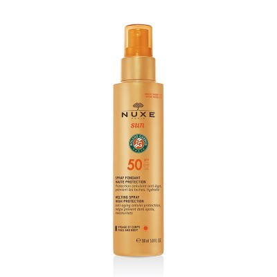 Nuxe - Sun Spray Rosto e Corpo SPF50 150ml