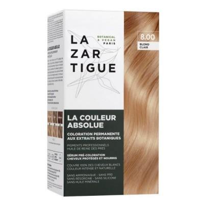 Lazartigue - Coloração Permanente Cor 8.00 Louro Claro