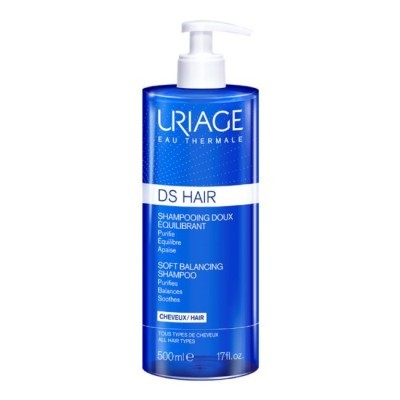 Uriage - DS Hair Champô Suave Equilibrante 500ml