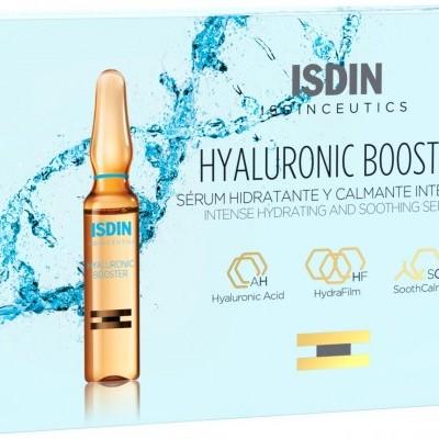 Isdinceutics - Hyaluronic Booster Sérum Hidratante 5 Ampolas x 2ml