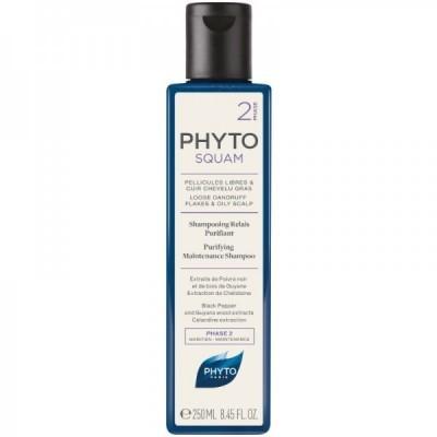 Phyto - Phytosquam Champô de Manutenção Purificante 250ml