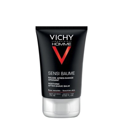 Vichy Homme - Sensi-Baume Bálsamo Mineral Após Barbear Fortificante 75ml