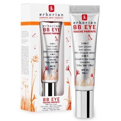 Erborian - BB Eye Creme Contorno de Olhos 3 em 1 15ml