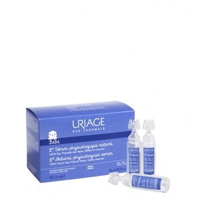 Uriage - Isophy Soro Fisiológico Natural Monodoses 18x5ml