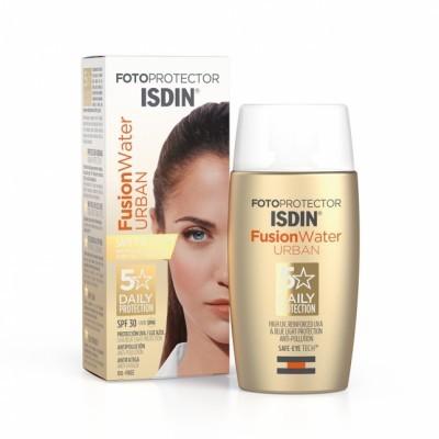 Isdin - Fotoprotector Fusion Water Urban SPF 30 50ml