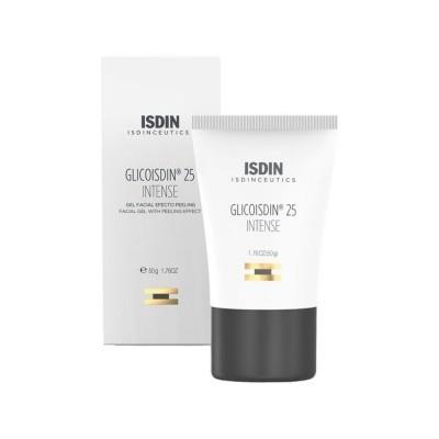 Isdin - Isdinceutics Glicoisdin 25 Intense Gel Facial Efeito Peeling 50g