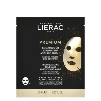 Lierac - Premium Máscara de Ouro Sublimadora 20ml