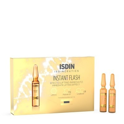 Isdin - Isdinceutics Instant Flash Ampolas 5x2ml