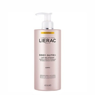 Lierac - Body-Nutri+ Leite Relipidante 400ml
