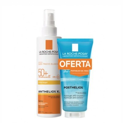 La Roche Posay - Pack Anthelios XL Spray SPF50+ 200+100ml