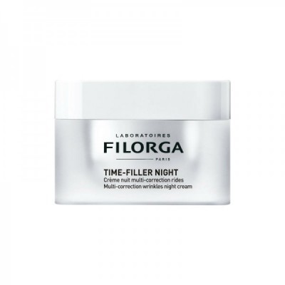 Filorga - Time-Filler Night Creme de Noite Multi-Corrector Anti-Rugas 50ml