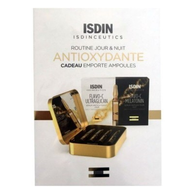 Isdin - Isdinceutics Coffret Rotina Dia & Noite Antioxidante