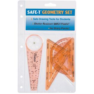 Conjunto de Geometria Médio SAFE-T