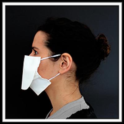 Máscara Facial Lavável - 6 Camadas