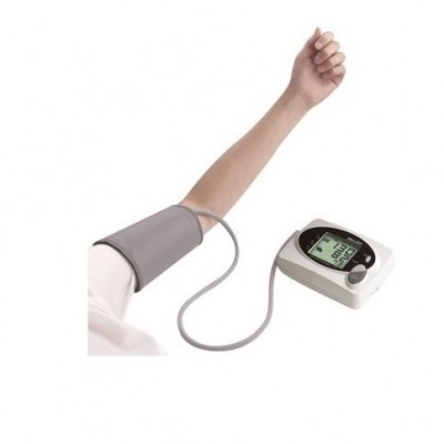 Medidor de Pressão Arterial no Braço (Braçadeira Larga)